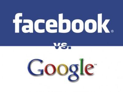 Google versus facebook cultures