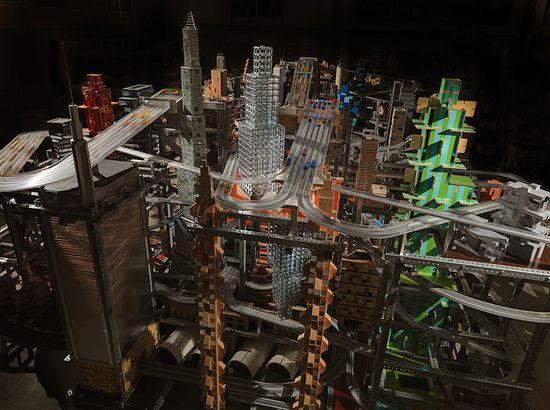 Metropolis scene 2