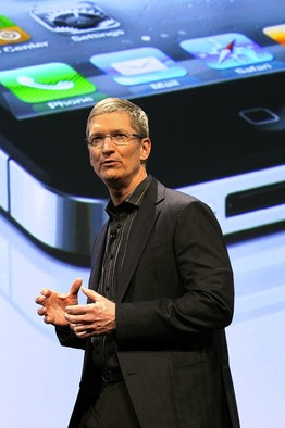 Apple COO Tim Cook