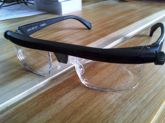 Adlens Emergensee glasses