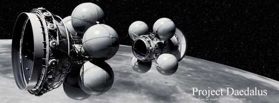 Project Daedalus - Robert van der Veeke - 27th of Feberuary 2008 - Permission Pending