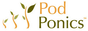 Podponics logo