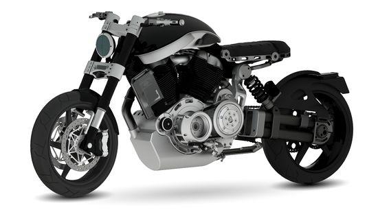 Confederate Motorcycles X132 Hellcat 4