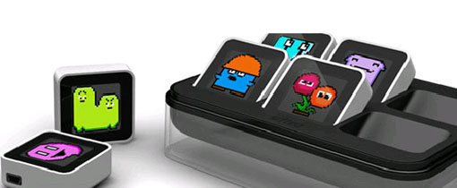 Sifteo Cubes 4