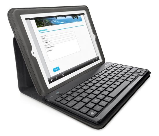 Belkin Keyboard Folio for the iPad