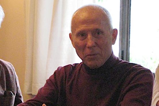 William H. Millard in Switzerland in 2007
