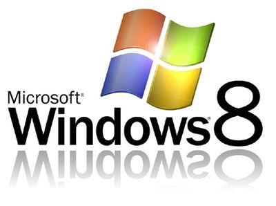 Windows 8 Operating System logo