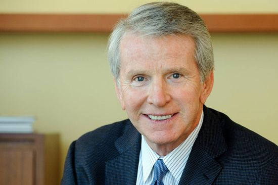 HP Chairman-of-the-Board Ray Lane