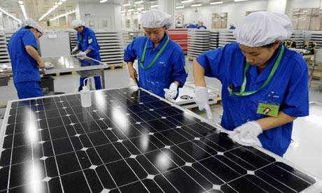China-solar-industry