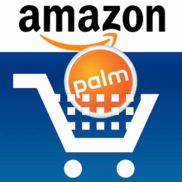 Amazon plans on acquiring Palm from HP