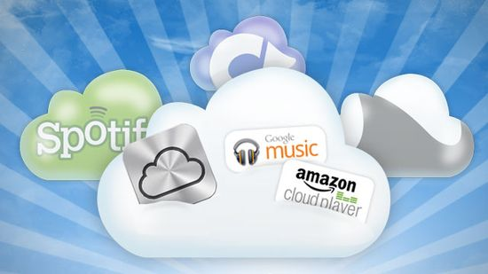 The Battle for Cloud Music Storage and Streaming Begins
