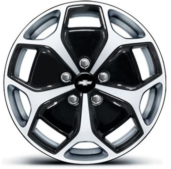 Make a statement with optional 17-inch poolished alloy wheels or choose optional 17-inch painted sport wheels