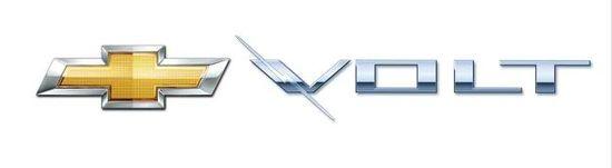 Chevy Volt logo