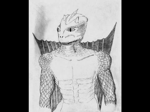 Warrior Caste Reptilian