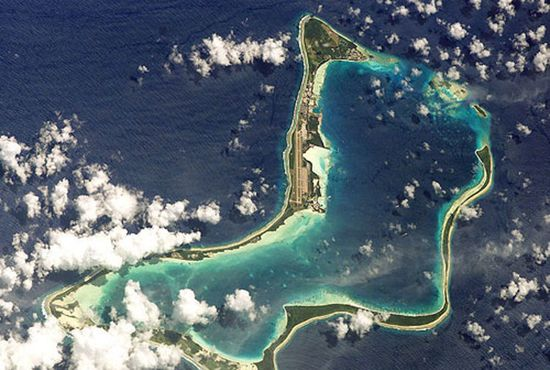 Navy Support Facility Diego Garcia
