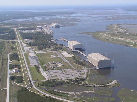 U.S. Navy Submarine Base, Kings Bay, Ga
