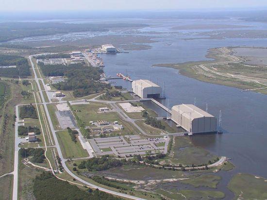 U.S. Navy Submarine Base, Kings Bay, Ga