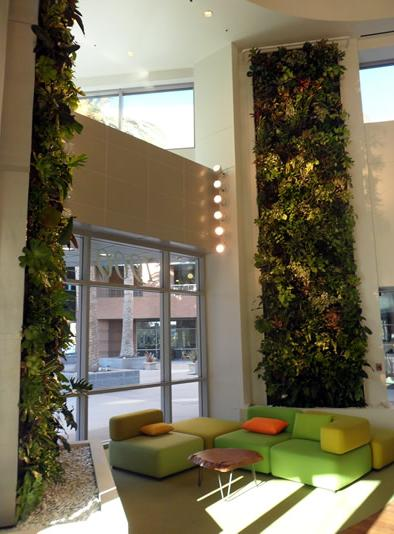 Nedlaw Living Walls at Google HQ