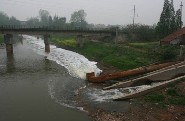 Many manufacturer's dispose of their hazardous wastes by dumping them directly into China's streams and rivers where they are now causing an environmental nightmare