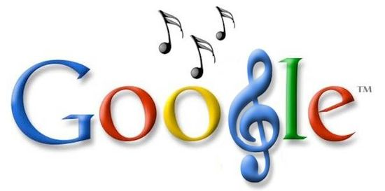 Official Google Music logo