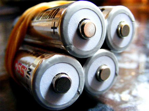 Magnesium batteries