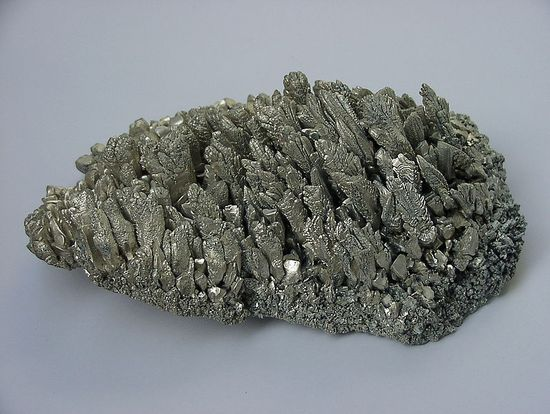 Magnesium is the 8th most abundant metal on earth