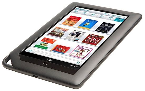 Barnes & Noble's new 7-in Nook Tablet