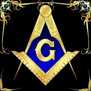Freemasons emblem