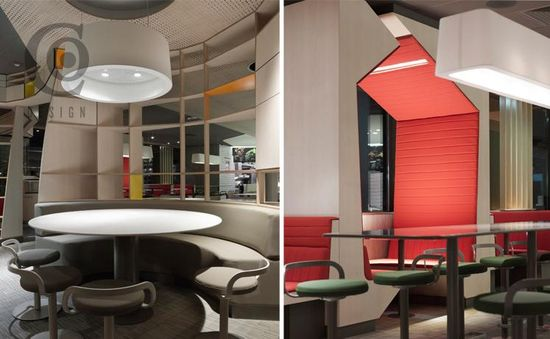 McDonalds store design concept in France by Patrick Norguet 6