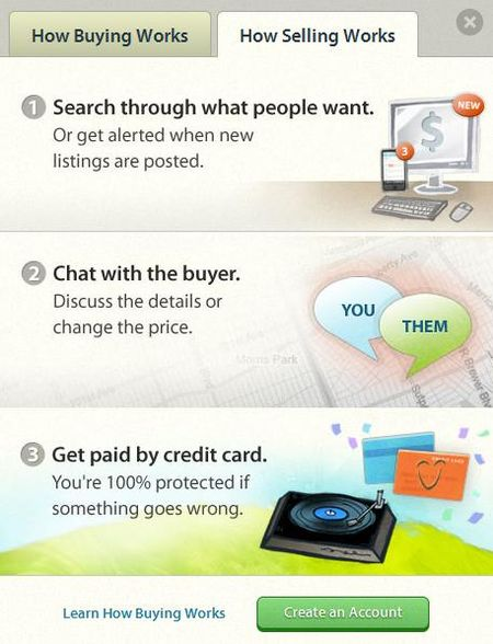 Zaarly - How Selling Works