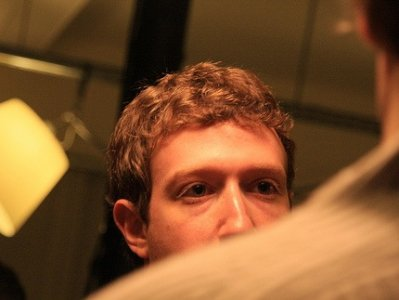 'Mr. Zuckerberg, sir. Sorry to bother you, but nobody wants to buy Facebook stock anymore.