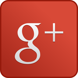 Google+ Red Icon