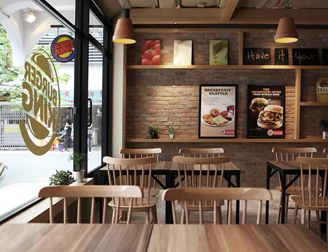 New Burger King 'Garden Grill' theme restaurant debuts in France 5