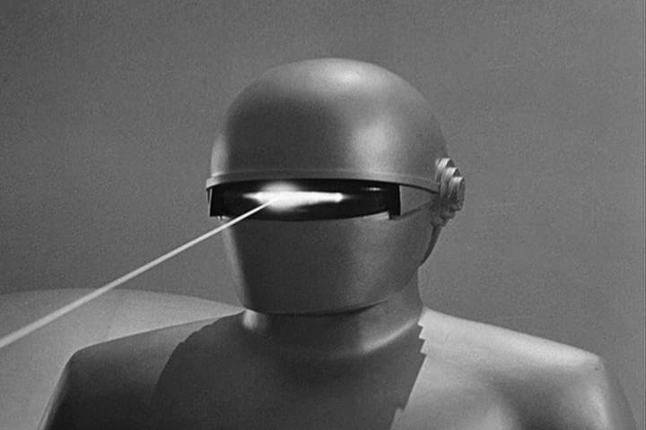 GORT, the robot from 'The Day The Earth Stood Still'