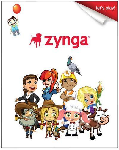 Zynga Inc - Let's Play