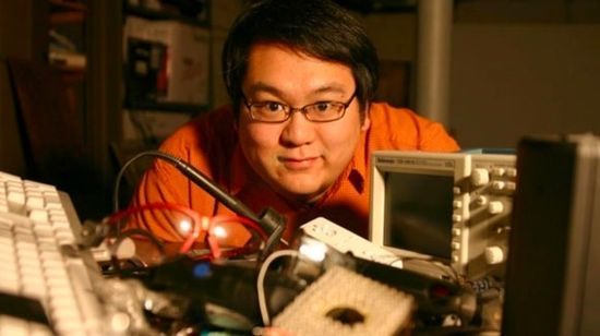 Johnny Chung Lee, formerly engineer behind the development of Microsoft's Kinect, now works for Google X Labs as a human-computer interaction expert