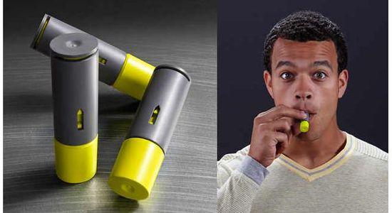Aeroshot Pure Energy caffeine inhaler