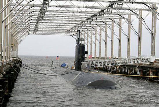 Naval Submarine Base, Kings Bay, GA
