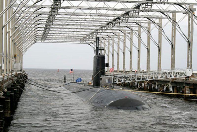 Naval Submarine Base, Kings Bay, GA