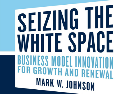Mark Johnson and Seizing The White Space