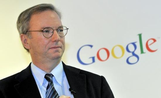 Google's  Executive Chairman Eric Schmidt didn't post his first Google+ message until three months after it went live.