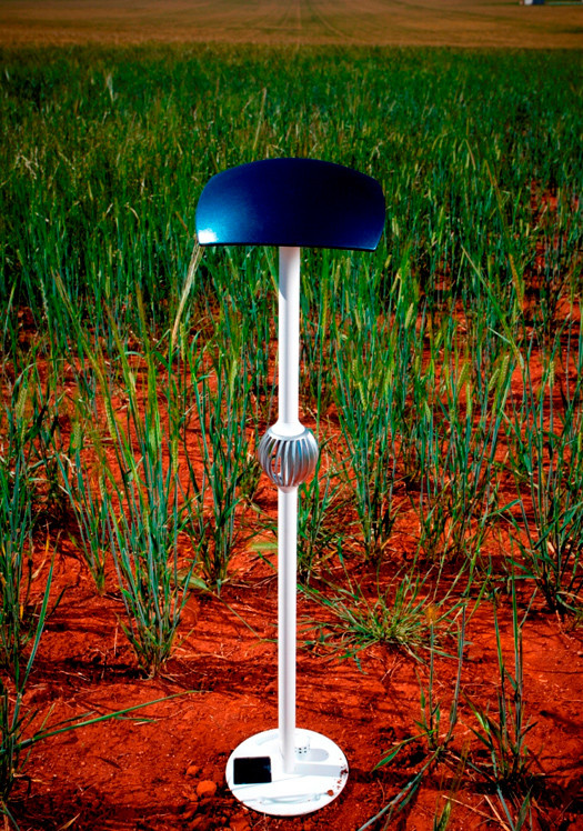 Edward Linnacre's Airdrop harvests moisture from dry air to water crops in arid regions 2