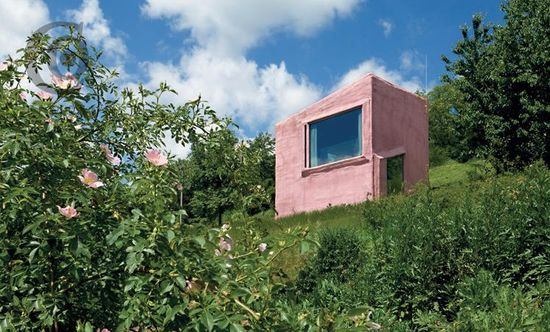 Villa Hermina HSH Architekti Cernin, Czech Republic, 635 sq. ft.
