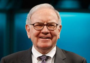 Berkshire Hathaway's Warren Buffet