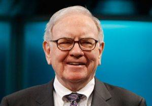 Berkshire Hathaway's Warren Buffet