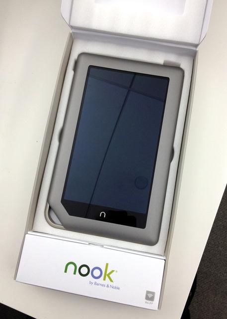 B&N NookTablet Open Box