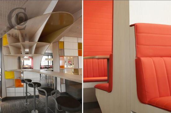 McDonalds store design concept in France by Patrick Norguet 5