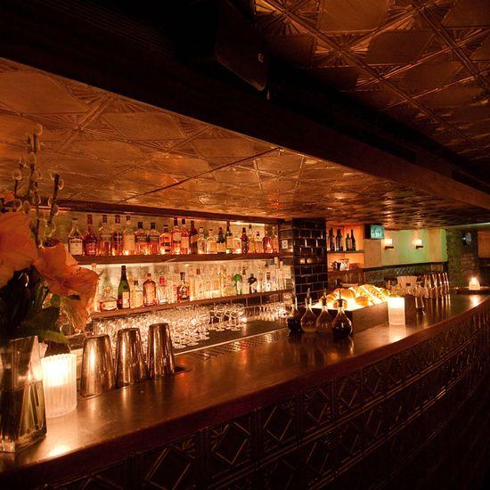 Milk & Honey, Soho, London bar