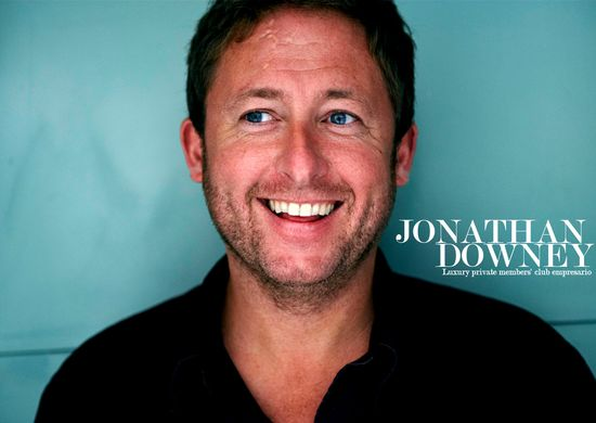 Jonathan Downey, founder The Rushmore Group