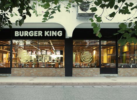 New Burger King 'Garden Grill' theme restaurant debuts in France